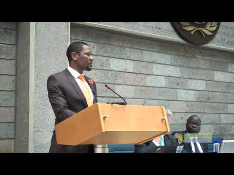 Dr. Richard Munang's Explanation on Experiences of #ClimateAction Implementation in Africa