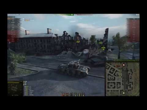 FV 4004 Conway (BL 5.5 in)-1st Class,  4.5k High Caliber (TEST SERVER)