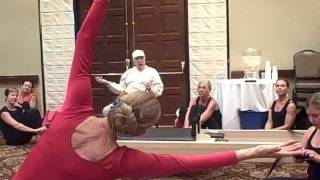 ... at the 2011 fletcher pilates conference.