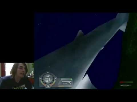 SUPER SCARED - Shark! Hunting The Great White - (Part 1)