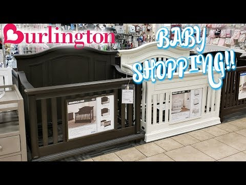 BURLINGTON BABY SHOPPING NAME BRAND IDEAS SHOP WITH ME 2019