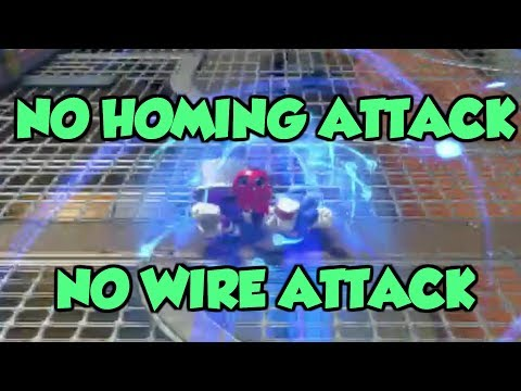 Sonic Forces - Minimum Homing/Wire Attack Challenge (All Modern/Avatar Stages)