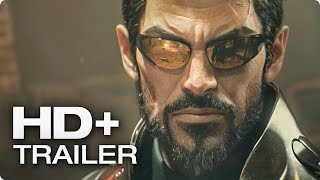 Offizieller Deus Ex Mankind Divided Trailer Deutsch German 2015  Abonnieren  httpaboytgc  Official Game Trailer  Release 2016 bei