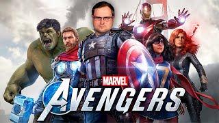 ПОДСТАВА ДЛЯ МСТИТЕЛЕЙ ► Marvel's Avengers
