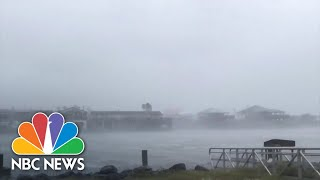 Texas Hit By Hurricane Hanna As Coronavirus Cases Death Toll Mount | NBC Nightly News