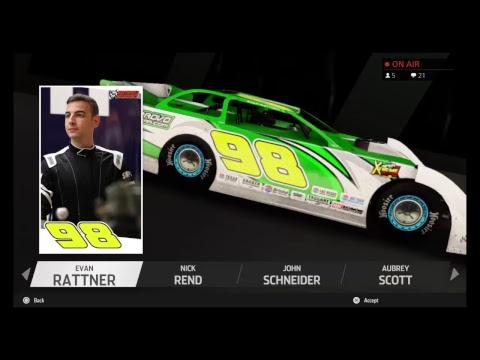 NASCAR Heat 3 - Impact Racing League: Christmas Dirt Derby at Eldora Speedway