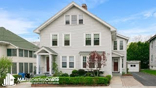 Home for Sale - 560 School St, Belmont