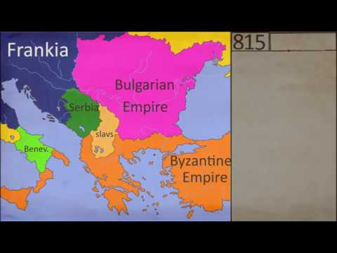 Byzanine-Bulgarian and Bugaro-Avar Wars ( Khan Krums Campaigns)