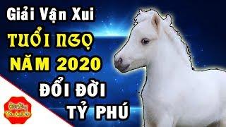 Giải Hạn Thái Tuế Cho TUỔI NGỌ Năm 2020 Để Liên Tiếp Trúng Lớn, Tiền Bạc XUÔI CHÈO MÁT MÁI