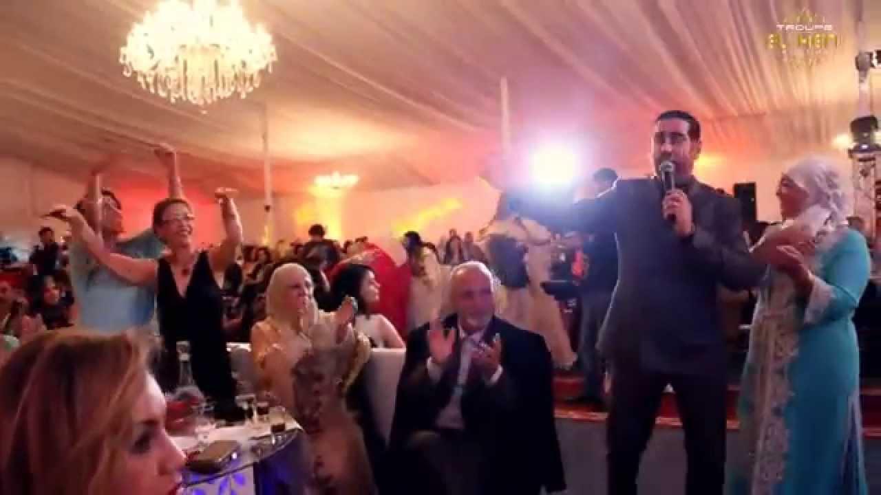 live soirée mariage