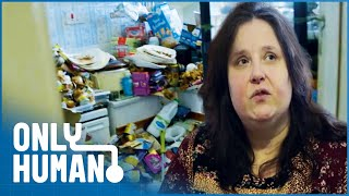 Urinating in Plastic Bottles | Hoarders - Buried Alive in My Bedroom S1 Ep1 | Only Human