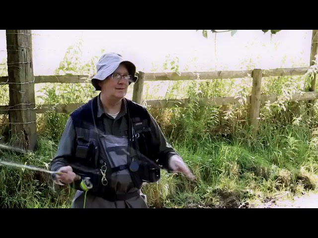 In with the Fish - Fly Fishing River Dove - Episode 1 Hartington - Bank Top Beat with Dave Blench