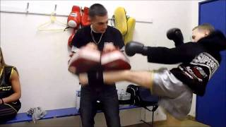 """Thomas Blake """"warm Up"""" For His English Title Fight For Supergym"""