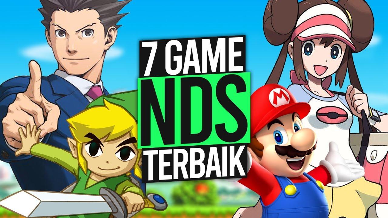 7 GAME Nintendo DS Terbaik Sepanjang Masa