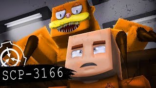 """""""YOU HAVE NO IDEA HOW ALONE YOU ARE, GARFIELD"""""""" SCP-3166 