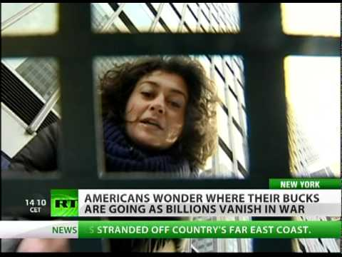 Waste Effort: US ghost cash flushed down Afghan drain
