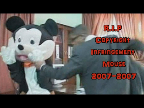 Hamas Mickey Mouse is Murdered!