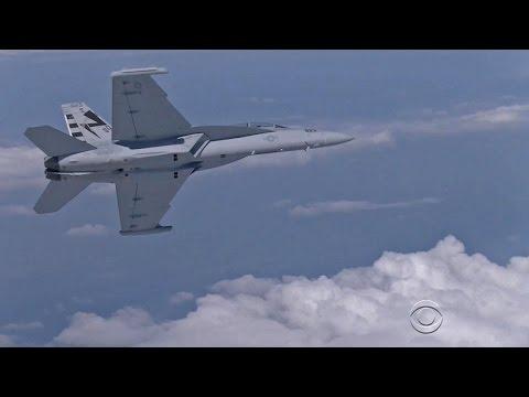 U.S. Navy using biofuels to power fighter jet fleet