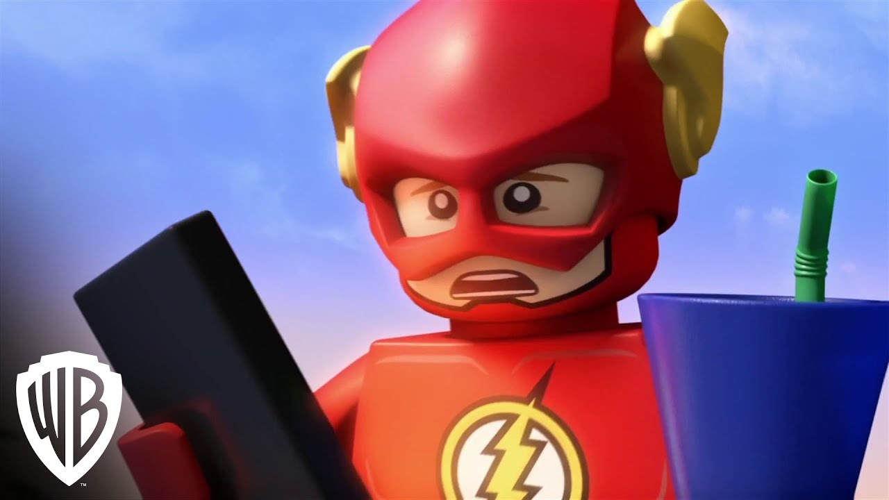lego dc super heroes the flash trailer youtube