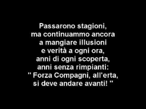 Stagioni - Francesco Guccini TESTO