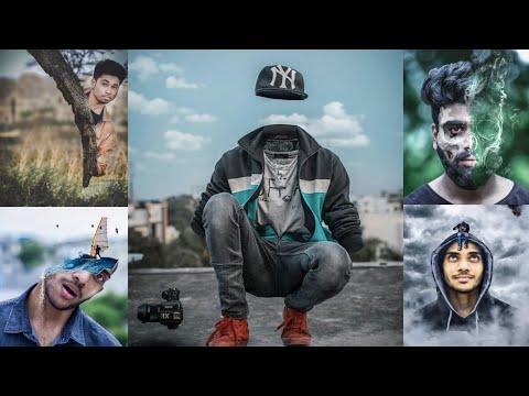 Illusion/invisible face creative Manipulation photo Editing Tutorial PicsArt | Royal Editing