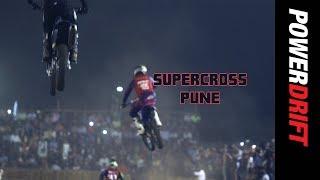 Motorsports : TVS Supercross Pune : PowerDrift