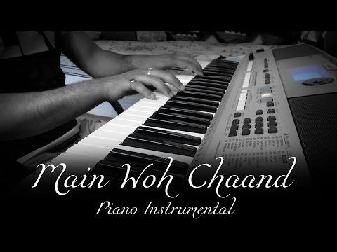 Main Woh Chaand | Tera Surroor | Piano Instrumental Cover | Ft.Syed Sohail Alvi