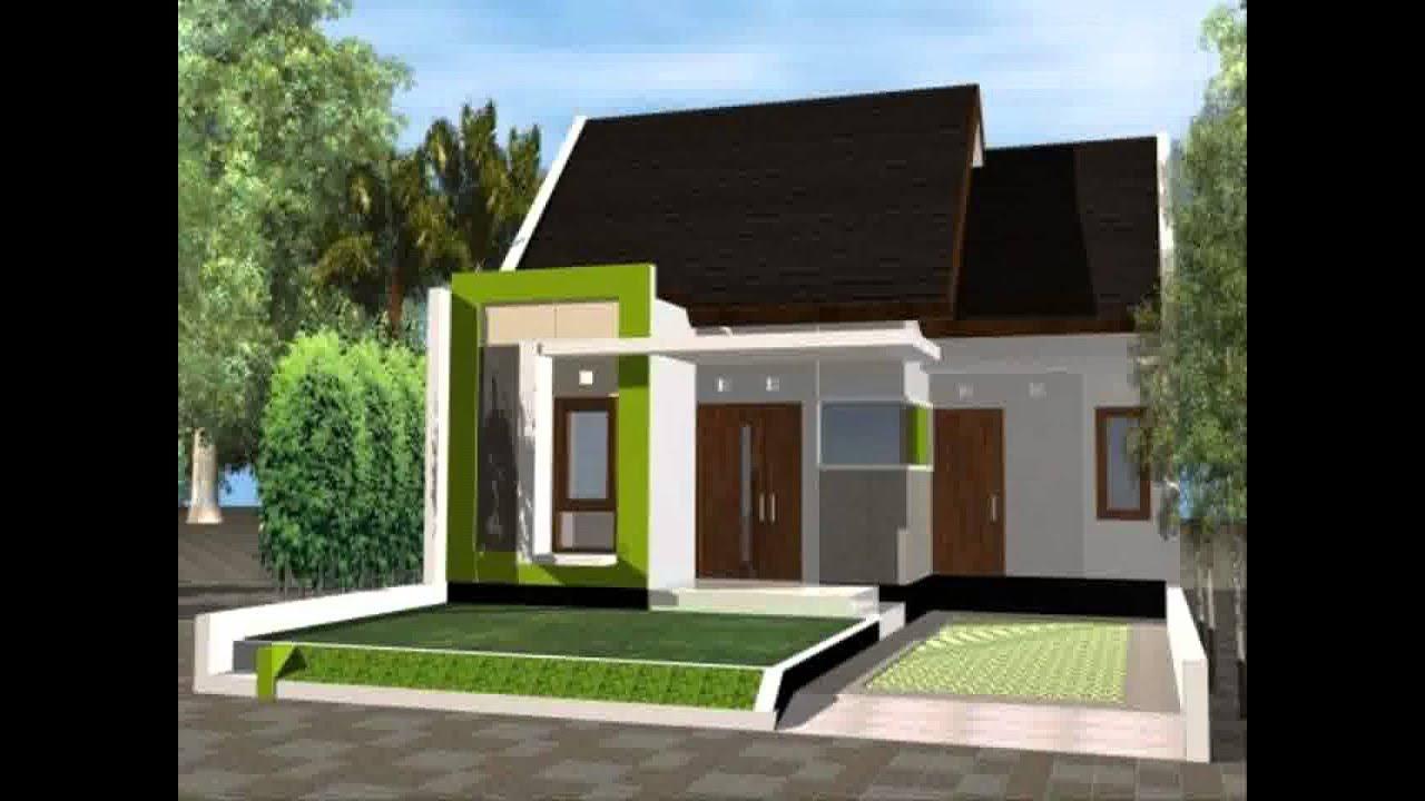 Desain Rumah Minimalis 5x12 Yg Sedang Trend Saat Ini YouTube