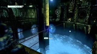 batman Arkham City. Серия 32 Конец Зсасза