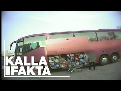 Kalla Fakta: Smugglarnas väg - TV4
