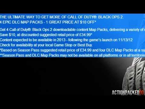 Black Ops 2: DLC Season Pass for *great* COD ELITE - PRESTIGE MASTER - ALL INFO / DETAILS |