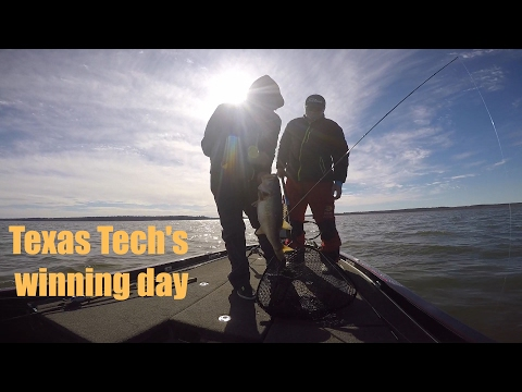 Texas Tech's winning day on Sam Rayburn
