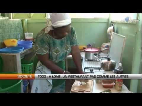 TOGO: A Lomé, un restaurant pas comme les autres