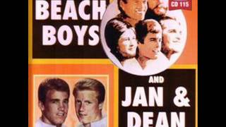 The Beach Boys & Jan and Dean Ride The Wild Surf