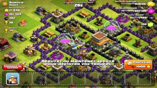 Clash of Clans - Best Trick! How To Get More Loot!! Settings Trick!
