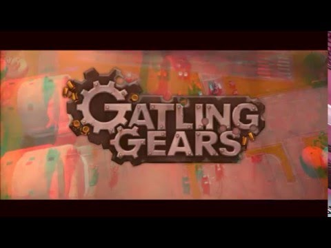 [PCᴴᴰ][3D Glasses Required] Gatling Gears Stereoscopic 3D
