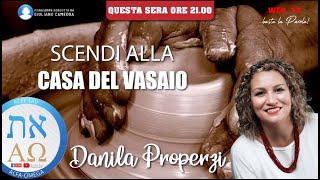 """""""Scendi alla casa del Vasaio"""" - Danila Properzi - Conduce Giuliano Camedda"""