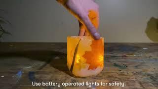 Light Up 2021| DIY glow lanterns craft classes