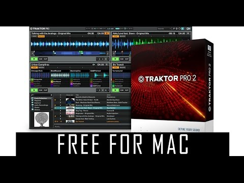 traktor pro 2 free download macbook