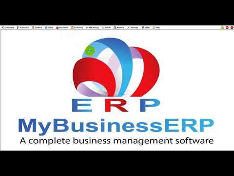 My Business ERP Commission Lager System