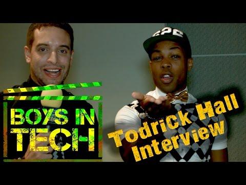LGBT RuPaul's Dragcon Todrick Hall Interview!