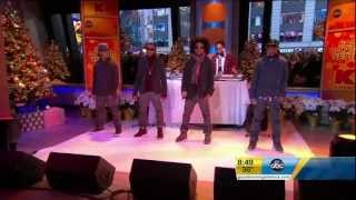Mindless Behavior - Christmas With My Girl Perform