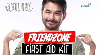"Adulting with Atom Araullo: How do we get out of the ""friend zone?"" 