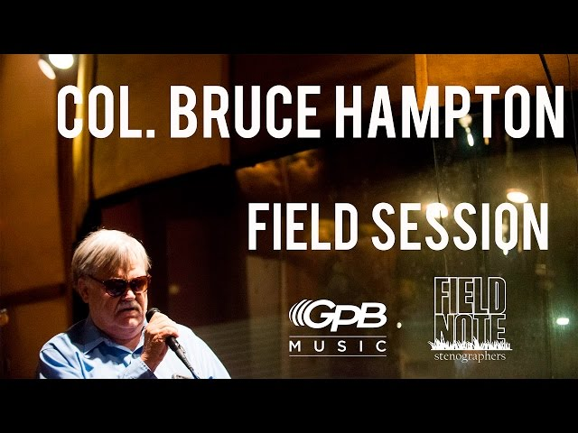 Field Session : Col.  Bruce Hampton @ Capricorn Studio | GPB News