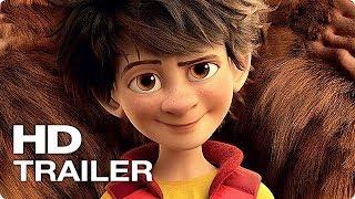Бигфут Младший — Русский трейлер (2017) [HD] | Мультфильм (6+) | FRESH Кино Трейлеры