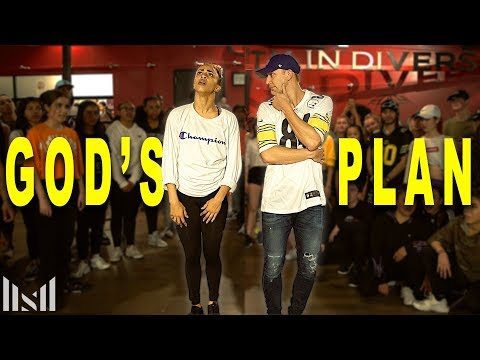 GOD'S PLAN - DRAKE Dance | Matt Steffanina Choreography