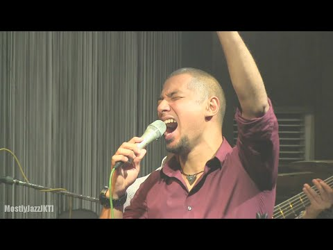 Marcell - Appaloosa (Gino Vanelli) @ Mostly Jazz 18/07/2012 [HD]