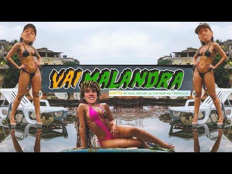 VAI MALANDRA - Anitta Mc Zaac Maejor ft Tropkillaz & DJ Yuri Martins I Coreógrafo Tiago Montalti