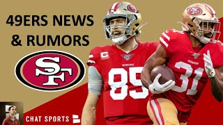 49ers News & Rumors: George Kittle Won't Holdout, 2020 NFL Season Update + Raheem Mostert Trade?