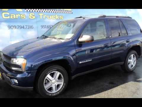 Extreme Cars And Trucks Riverside >> 2004 Chevrolet TrailBlazer for sale in Riverside,CA - Chevy TrailBlazers for Sale - YouTube